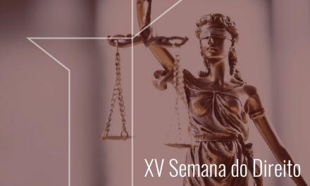 XV Semana do Direito da Faculdade PIO XII