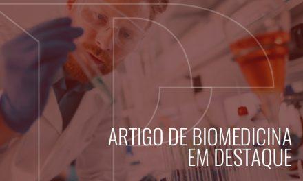 Artigo de Biomedicina em destaque