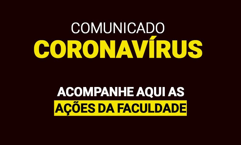 Coronavírus: Horário de Atendimento e atualizações