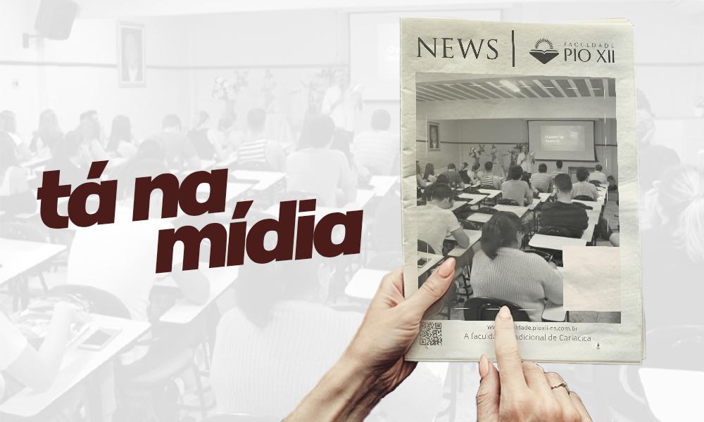 Coord. Geral, Profº Marcelo Loyola e profª Neidy Christo são destaques em conteúdos de mídia. Vejam!