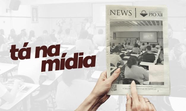 Tá na mídia: PIO XII é destaque com o Programa Nossa Bolsa