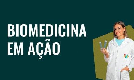 Biomedicina em Ação: alunos atuam em mutirão contra Covid