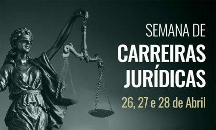 Semana de Carreiras Jurídicas