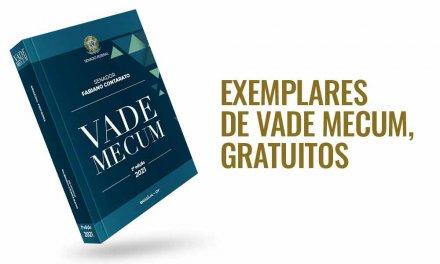 Exemplares de Vade Mecum Gratuitos